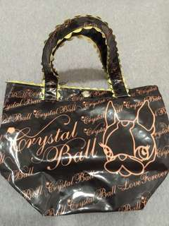 🚚 Crystalball 狗頭包 手提袋