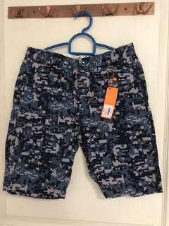 Bermuda Shorts in camo