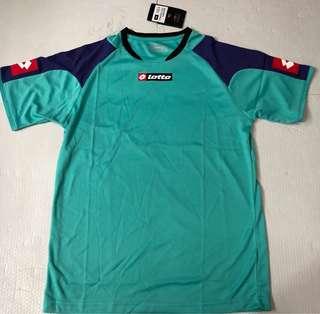 Lotto 綠色足球球衣(湖水綠)
