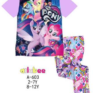 My Little Pony The Movie Pyjamas