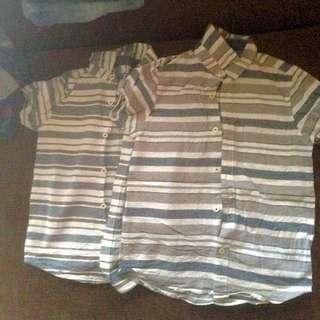 Baju kemeja budak