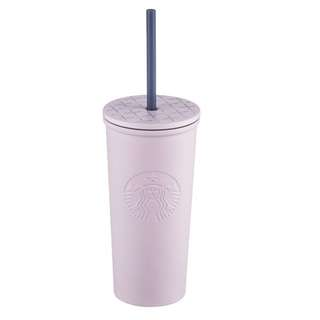 [PreOrder] Taiwan Cherry Blossom Series - LPink Stainless Steel To Go Tumbler 12Oz