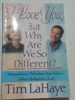 Buku rohani kristen by Tim lahaye : i love u ...