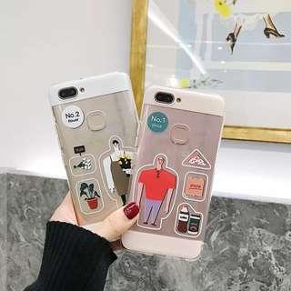 韓版情侶手機殼