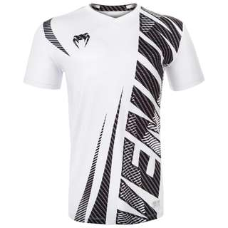 Authentic Venum Galactic 2.0 Carbon Dry Tech T-Shirt (White)