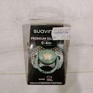 Suavinex Physio Premium Silicone Soother 0-4m