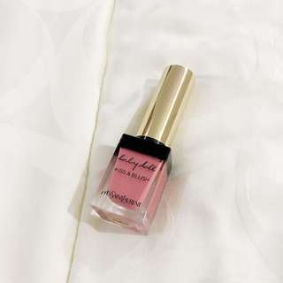 YSL Baby Doll Kiss and Blush no 8