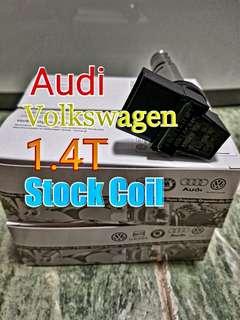 Audi / volkswagen Jetta Scirocco POLO  1.4T stock coil