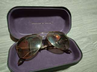 Charles and keith shades (authentic)