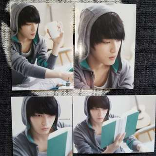 JYJ Collection Card - Kim Jae Joong 在中