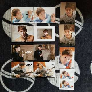 JYJ Collection Card - Kim Jun Su 俊秀