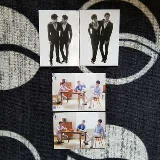 JYJ Collection Card  - JYJ