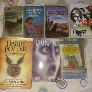 Books for Sale!!!