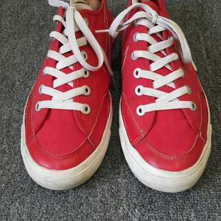 Nike Shoes Red Sneaker