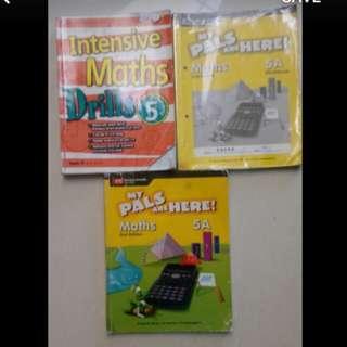 Buku Maths My Pals are Here Matematika kelas 5