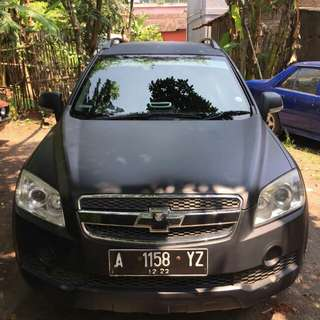 Chevrolet Captiva thn 2007