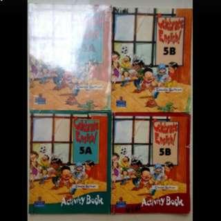 Buku Celebrate English Bahasa Inggris Kelas 5
