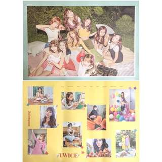 Twice Twicetagram Official Poster