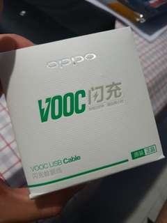 🚚 OPPO VOOC Cable