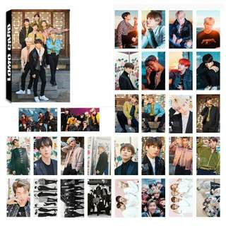 [PO] BTS Billboard Lomo Card