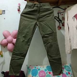 Uniqlo Washed Jeans Japan Authentic