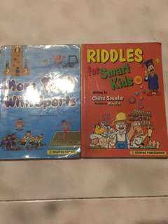 Riddles And Comics