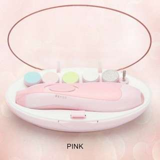 Nail grinder for baby