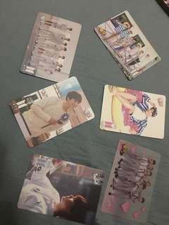 BTS Yes Card3@1/ 16@6
