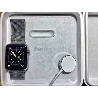Apple Watch Series 316L stainless steel 42mm (repriced)