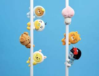 KAKAOTALK little friends magnetic plush