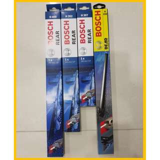 Bosch Rear Wipers (All common sizes 10, 12, 14, 16)