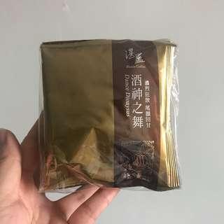 台灣湛盧掛耳咖啡。酒神之母。10包
