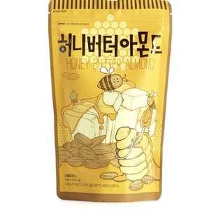 蜂蜜堅果 Honey Butter Almond