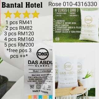 Bantal Hotel DAG