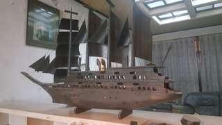 🚚 收藏品,木船