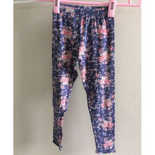 Leggings bundle 1 (Flower to the max / 8-10 years old)