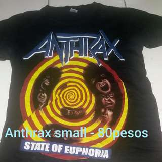 Anthrax Small