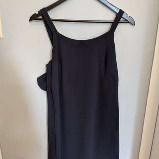 Navy Club Monaco Party Dress New Size 00