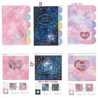 (訂購) Sailormoon 美少女戰士 new items