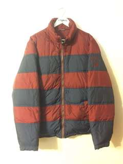 Tommy Hilfiger Reversible Puffa coat