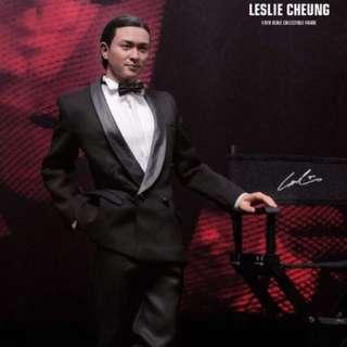 平讓 張國榮 Leslie Cheung Action Figure (1比6)繼續寵愛十年 限量3000個