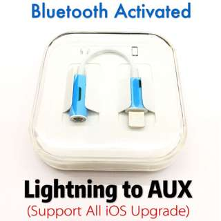 Bluetooth Lightning to AUX Adapter Cable