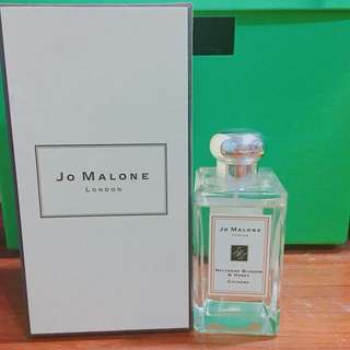 🚚 Jo Malone London杏桃花與蜂蜜 Nectarine Blossom & Honey Cologne