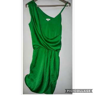 River Island Emerald cocktail dress