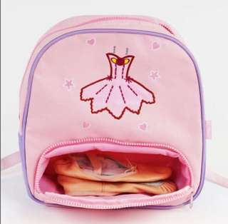 Children dance bag