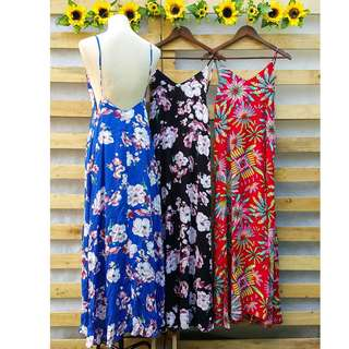 Backless Maxi Dress (pre-order)