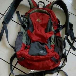 Repriced@780! Genova Outdoor Backpack