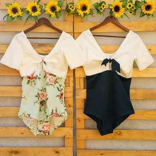 PLUS SIZE 1 Piece Combination Bathing Suit