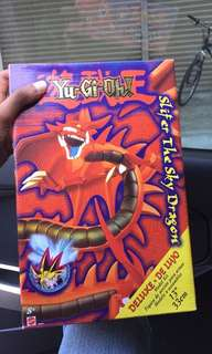 Slifer the Sky Dragon Yu Gi Oh