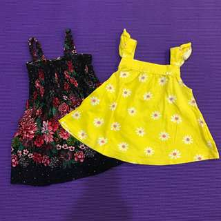 Preloved dress/blouse for 6-9 months baby girl